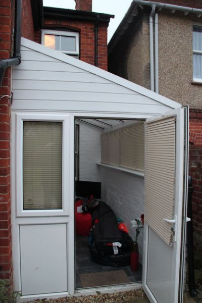 Best 25 Conservatory Roof Blinds Lean To Conservatory Lean To Brick Siding