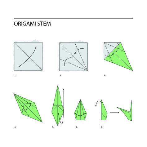 Diy Origami Flowers Origami Flowers Origami Rose Origami Easy