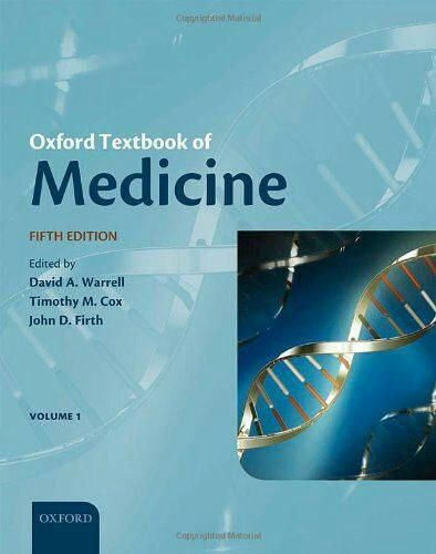 Oxford textbook of medicine 5th edition | new folder 2.
