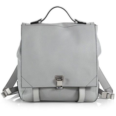 a8c802114a43 Proenza Schouler Courier Backpack featuring polyvore