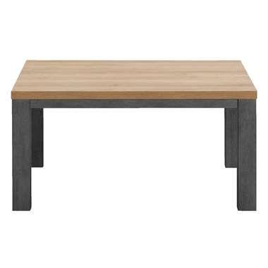 Table D Appoint Finn Couleur Chene 40x80x80 Cm Salontafel Houten Meubels Meubels