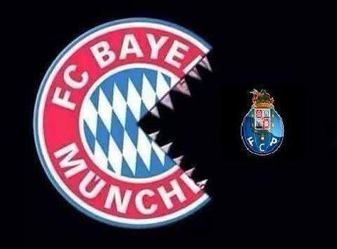 FC Porto dobrym kąskiem Mistrza Niemiec • Bayern Monachium zjadł rywala w Lidze Mistrzów • Śmieszne memy w piłce nożnej • Zobacz >>
