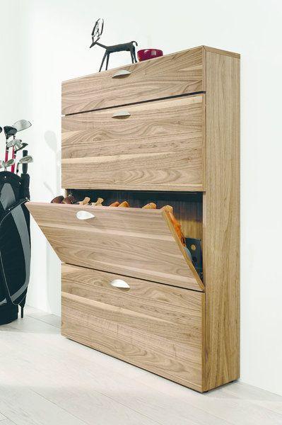Impressionnant Meuble Pour Ranger Chaussures Wooden Shoe Cabinet Shoe Storage Cabinet Wood Shoe Storage
