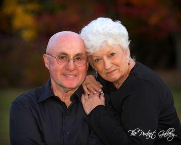 50th wedding anniversary portraits