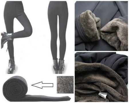 6f161eac45e01 Warm Winter Skinny Pants - On Sale - Perfect Christmas Gift