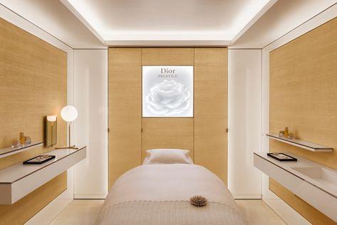 Hoosta Dior Institut Plaza Athenee Cabine Double