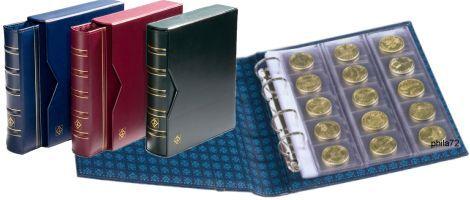 Album Et Classeur Monnaies Pieces Euro Collection Classeur Monnaie Les Materiels