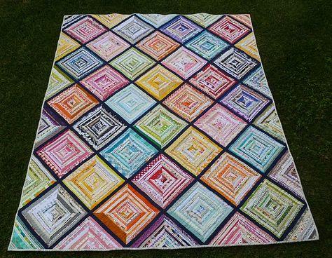 selvedge quilt