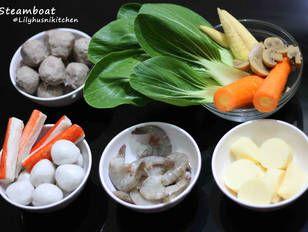 Resep Steamboat Suki Oleh Lilyhusnikitchen Resep Resep Masakan Resep Makanan Sehat Makanan Sehat