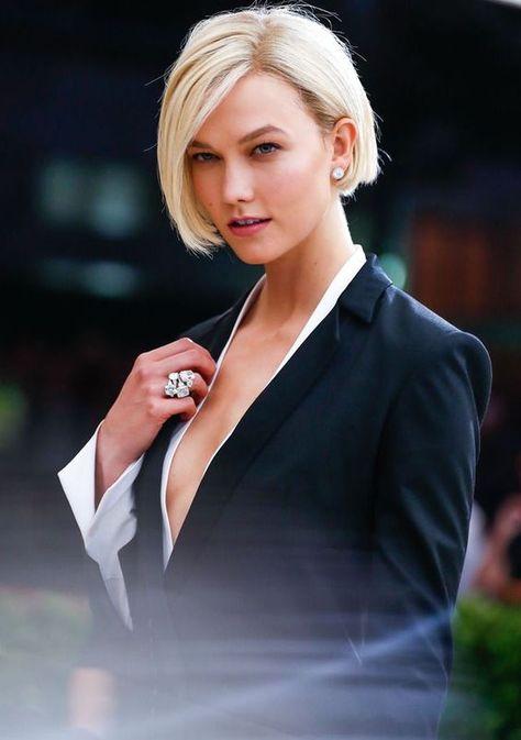 32 coiffures qui prouvent la fraîcheur de la coupe blonde