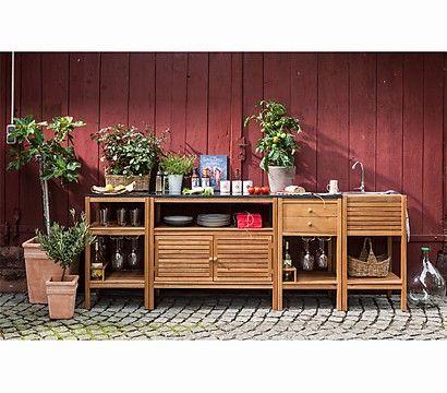 Dehner Garten Center Southampton Spulschrank Selber Bauen Holz
