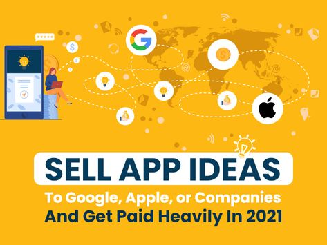 How to Sell App Ideas and Earn Thousands of Dollars