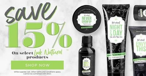 splurge Our natural line is on sale!!!...