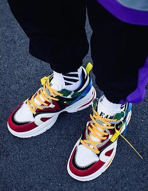 CHUNKY X9X Wave Runner Sneakers - Multi