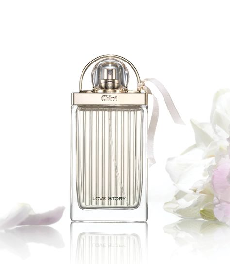 Chloe Love Story is a wonderful fragrance to wear with lingerie on a special night