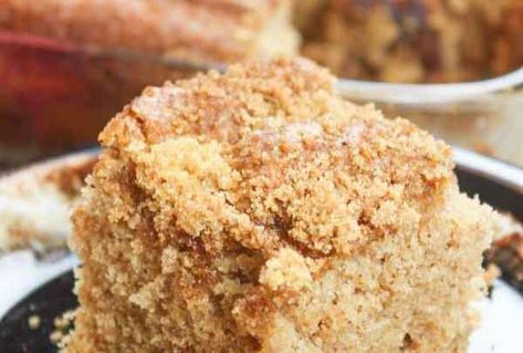 Cinnamon Coffee Cake With Buttermilk Recipe Cinnamon Coffee Cake Coffee Cake Buttermilk Recipes