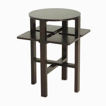 Domino Tisch von Charles Rennie Mackintosh für BD Barcelona, 1986 - tisch für wohnzimmer