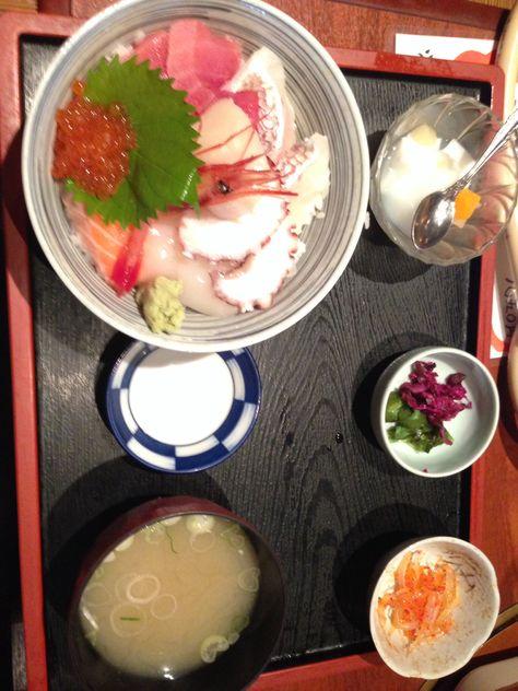 Sumo meal Hokkaido Don