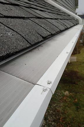You Will Be Surprised How Affordable Leaffilter Is Gutter Protection Gutter Gutter Screens