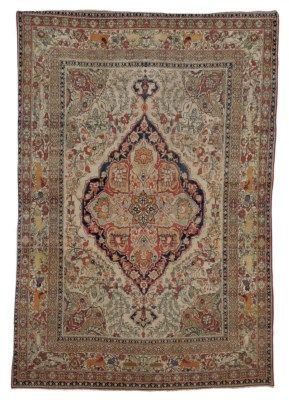 Lavar Kirman Carpet Southeast Persia Late 19th Century Approximately 13 Ft 7 In X 9 Ft 6 In 414 Cm X Persian Rug Designs Rugs On Carpet Persian Carpet