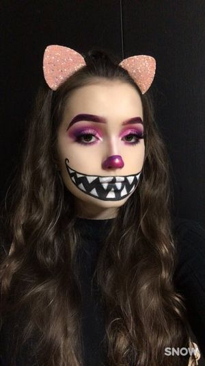 Pinterest Spiciwasabi Chester From Alice In Wonderland Makeup Alice In Wonderland Makeup Wonderland Makeup Halloween Queen