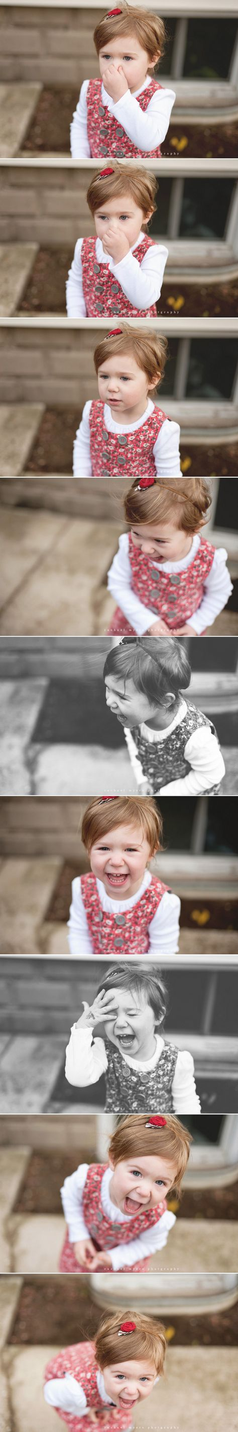 Making children really laugh for photos | Rachael Myers Photography