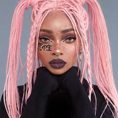 A Look Inspired By Bratz Which One Is Your Fave 1 2 3 Swipe Hair By Temperhair Kishō I M Wearing Bubblegu Which Hair Colour Hair Styles Hair Color