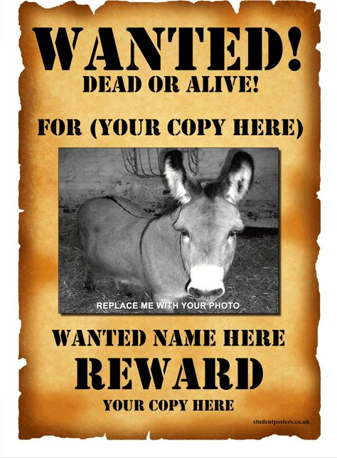 Most Wanted Poster Template Wanted Poster Template   Create Your   Most  Wanted Sign Template  Most Wanted Sign Template