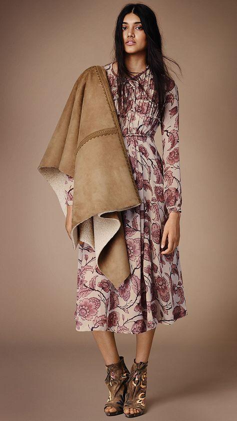 Burberry Prorsum Womenswear Autumn/Winter 2014 show   Burberry