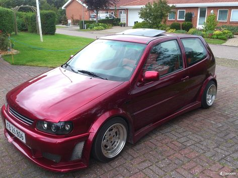1998 Volkswagen Polo Similar To Roni S Old And Sometimes Okay