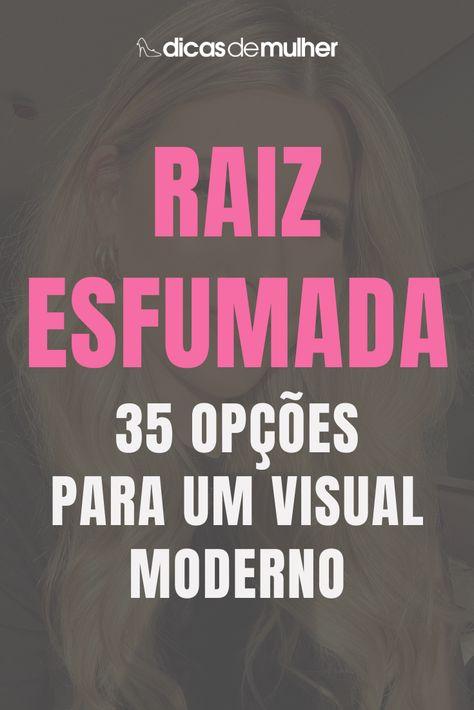 #dicas #cabelo #raizesfumada #visual