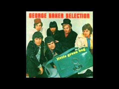 george baker little green bag lyrics