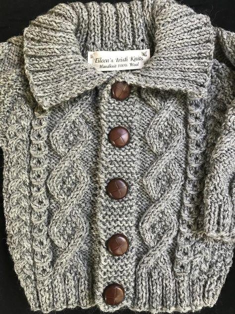 Tejer patrón S, M, L, XL, XXL Para Hombre Suéter de nido de abeja de cuello con cremallera