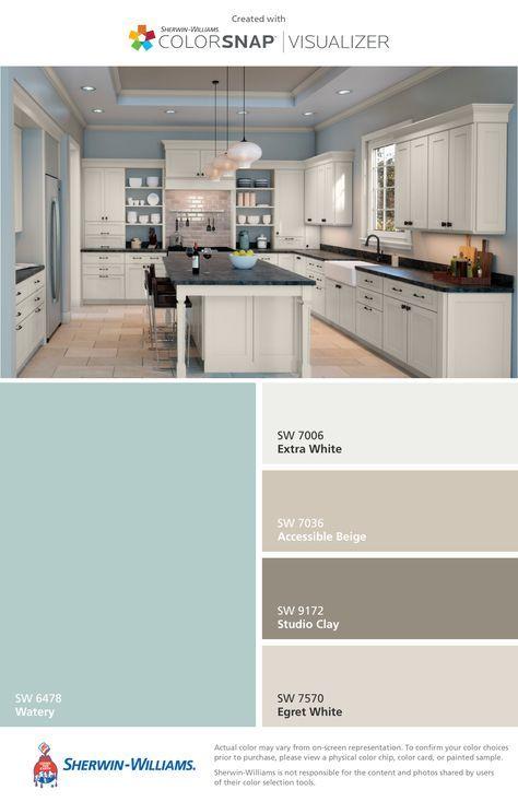 61 Ideas Exterior Colors Schemes Apartment Paint Colors For Home Paint Colors For Living Room Kitchen Colors