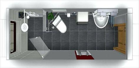 Dekorationen Luxus Badezimmer Grundriss Begehbare Dusche Kleines Bad Grundriss Dusche Badezimmer Grundriss Begehbare Dusche Schmales Badezimmer