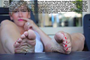 Family Foot Slave Part 4 by potatostevens27