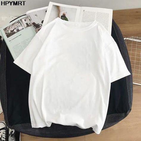 New summer fashion Mom daughter Comb women t shirt ulzzang Casual tshirt harajuku kawaii t-shirt female top streetwear clothing - white / M