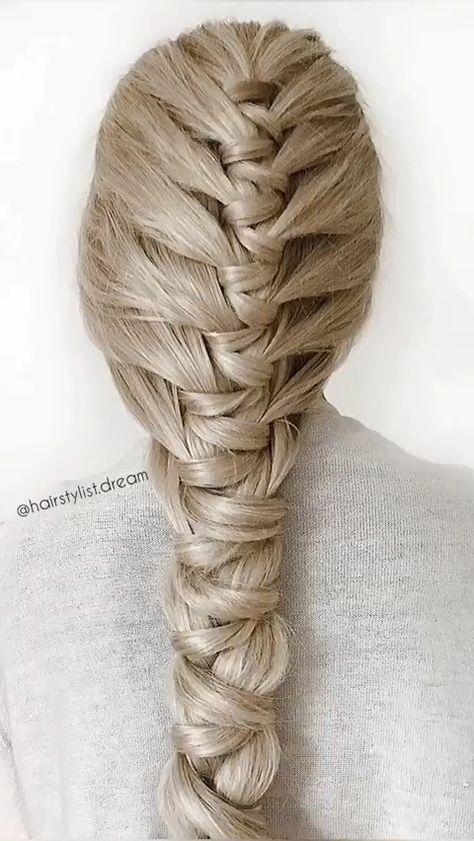 French wrap braid tutorial