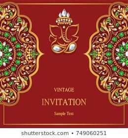 wedding invitation card templates with