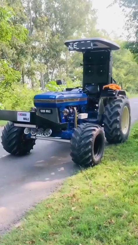 Tractor Reel