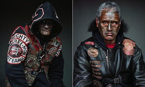 Wellington born artist Jono Rotman has spent nearly eight years embedded with the Mighty Mongrel Mob, New Zealand's largest and most notorious gang, which gave him unprecedented access to