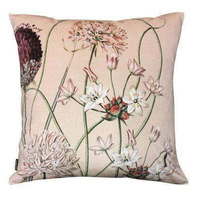 Alexandra Cole Velvet Decorative Pillow