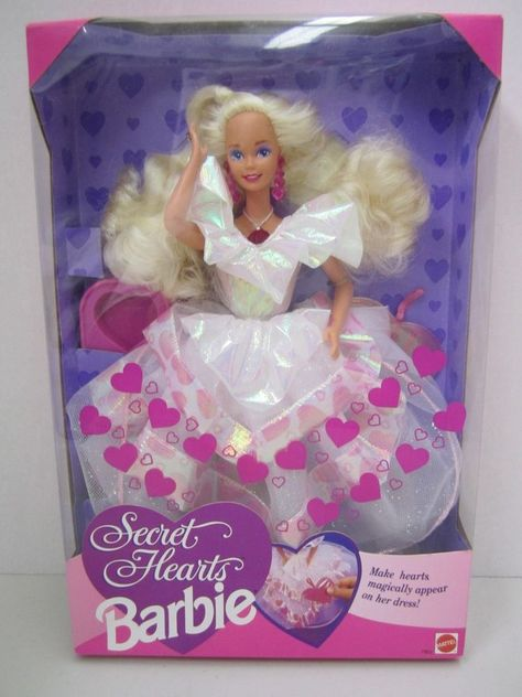"""Barbie Collectible Fashion Card  /"""" Lilac /& Lovely Barbie Sears /""""  1989"""