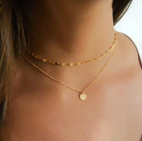 Fashion Tips For Guys Gold Chain Choker & Tiny Coin Necklace - Set Of 2 Necklaces annikabella.Fashion Tips For Guys Gold Chain Choker & Tiny Coin Necklace - Set Of 2 Necklaces annikabella Gold Name Necklace, Coin Pendant Necklace, Diamond Cross Necklaces, Diamond Solitaire Necklace, Diamond Pendant, Necklace Set, Gold Earrings, Jesus Necklace, Tassel Earrings