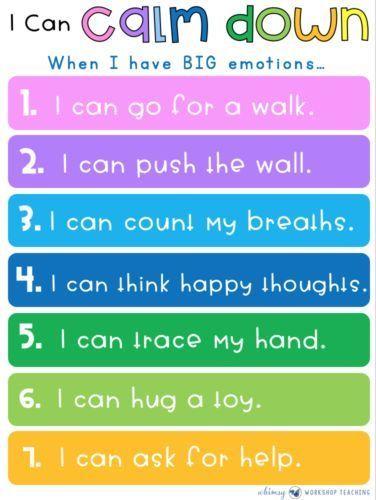 Teaching Social Skills Calm Down Strategies Whimsy Workshop Teaching Social Emotional Activities Social Emotional Learning Activities Social Skills Curriculum