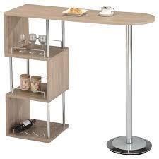 Resultat De Recherche D Images Pour Table Avec Rangement Table Haute Cuisine Mobilier De Salon Et Table Haute
