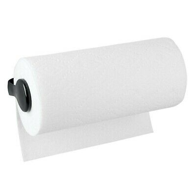 Mdesign Plastic Wall Mount Paper Towel Holder Dispenser Mounts