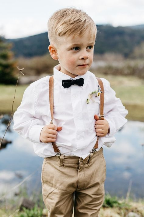 The Weddings + Parties Collection - Wunderkin Co. Our Weddings + Parties Collection features handmade bows and bow ties handmade for toddlers and kids. Shop the perfect accessory for your flower girl and ring bearers. Wedding Outfit For Boys, Wedding Page Boys, Wedding With Kids, Kids Wedding Suits, Little Boy Outfits, Little Boy Fashion, Boho Wedding Ring, Dream Wedding, Party Wedding