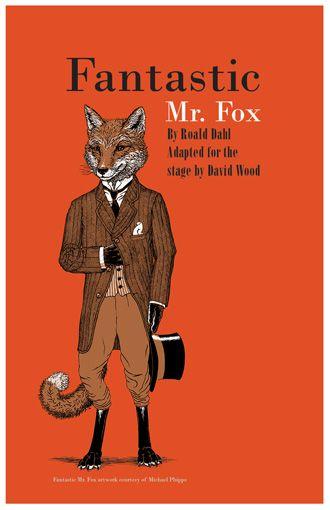 Fantastic Mr Fox Penobscot Theatre Fantastic Mr Fox Fox Penobscot