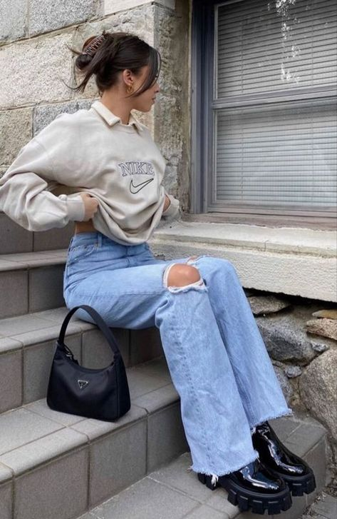 Adrette Outfits, Indie Outfits, Winter Fashion Outfits, Cute Casual Outfits, Retro Outfits, Fall Outfits, Vintage Outfits, Skater Girl Outfits, Skater Girls